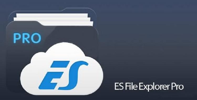 Es file explorer pro - Mở Khóa Premium