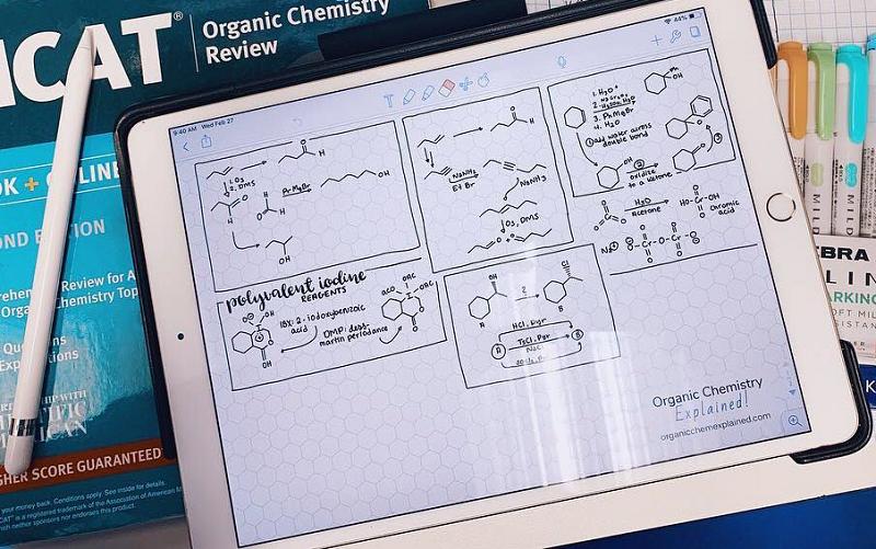 7. Ghi chú Hóa học app giải bài tập hóa