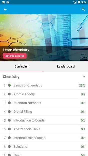 10. Học hóa học qua video