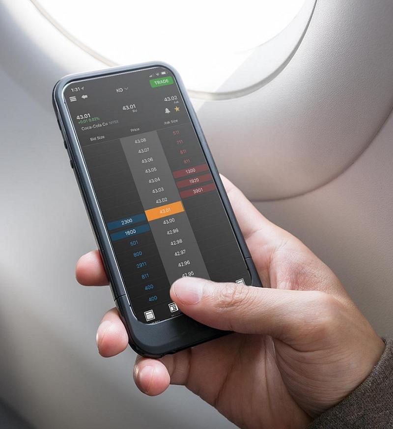 TradeStation MobileỨng dụng chơi chứng khoán trên điện thoại