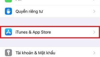 Cách chuyển vùng iPhone sang Việt Nam