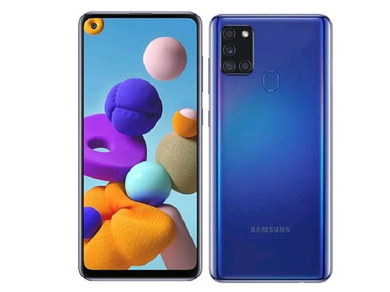 Thay ép kính Samsung Galaxy A21 | A21s