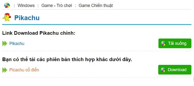 choi-game-pikachu-co-dien-mien-phi