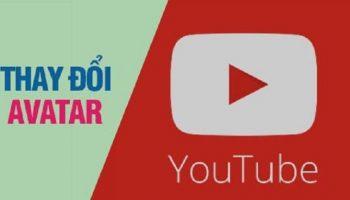 Cách đổi ảnh đại diện Youtube trên máy tính