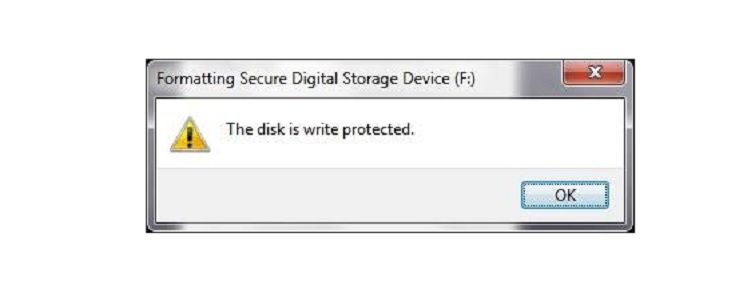 the-disk-is-write-protected-usb