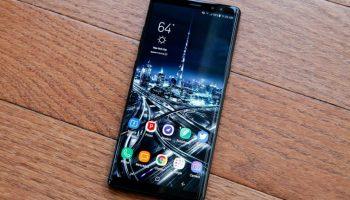 Khắc phục lỗi điện thoại Samsung tự sáng màn hình dù không có thông báo