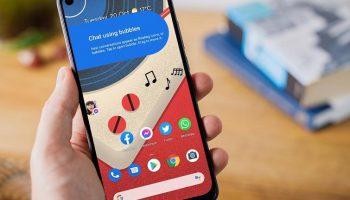 Cách mở bong bóng chat Messenger trên điện thoại Android và iOS