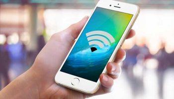 Cách phát wifi trên iPhone chỉ trong một nốt nhạc