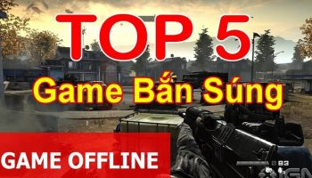 Top 5 game bắn súng hay cho PC 2021